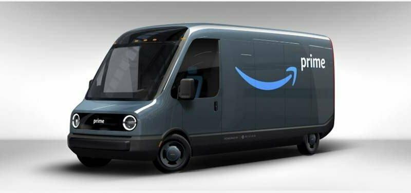 Amazon заказала 100 тысяч электрофургонов стартапа Rivian с инвестициями ритейлера