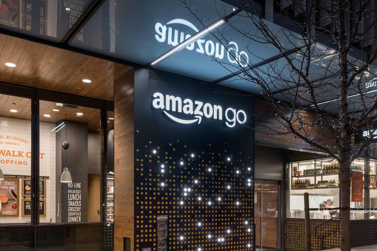 Amazon поделится комплексом технологий магазинов-беспилотников с аэропортами и кинотеатрами