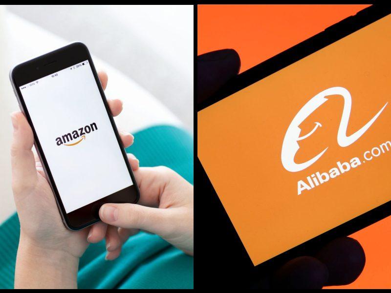 Amazon vs Alibaba: битва онлайн-гигантов